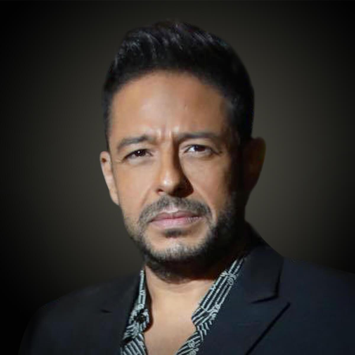 mohamed hamaki arab singer