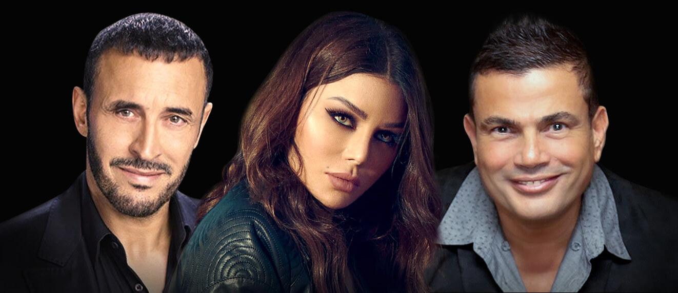The Top 100 Arab Celebrities