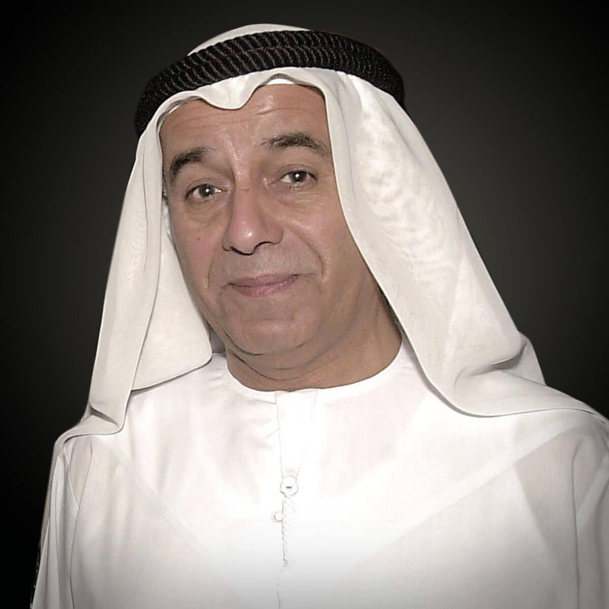 عبدالله الفطيم والعائلة