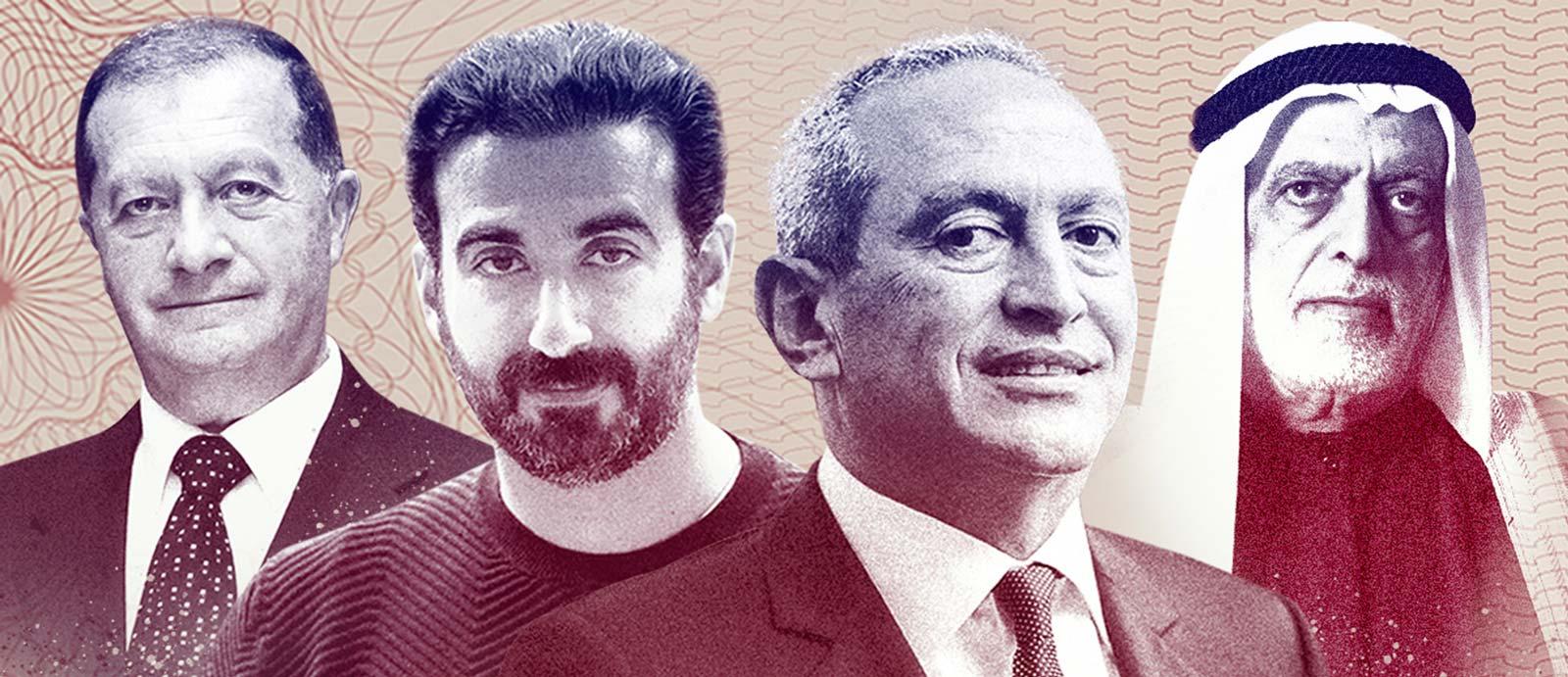 Meet 2021's Arab Billionaires