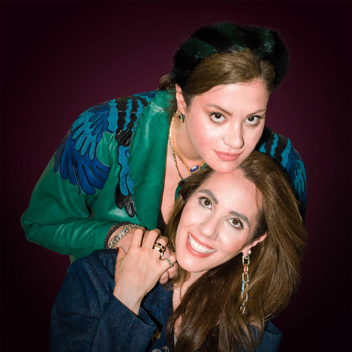 Dima and Tania Nawbar