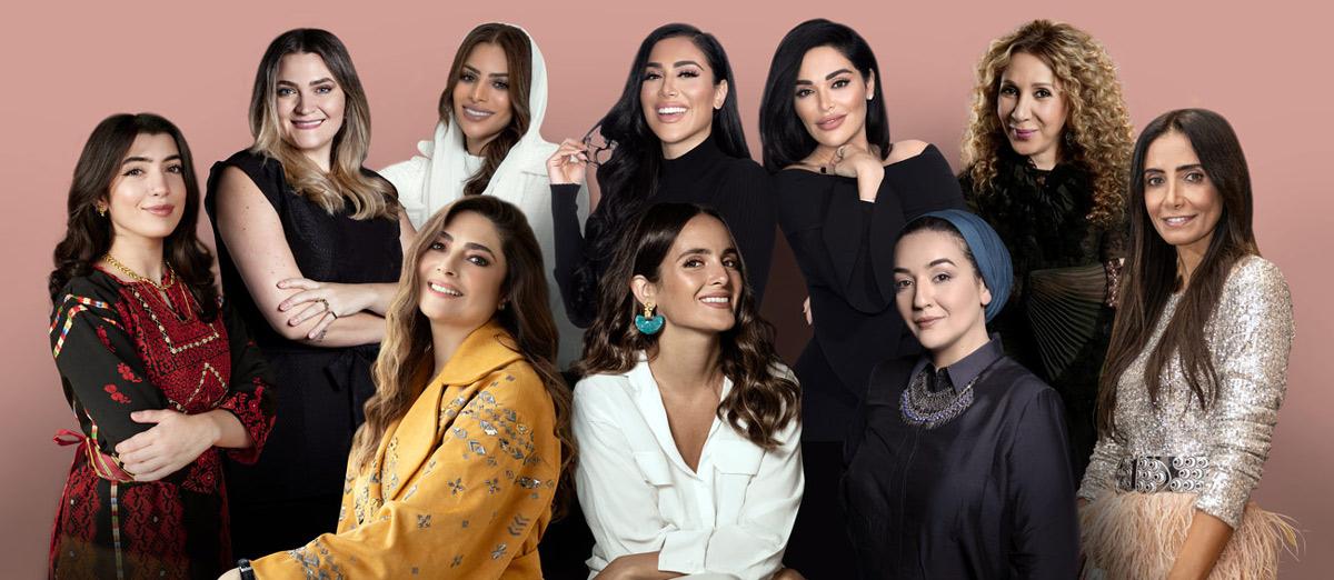 40 Women Behind Middle Eastern Brands 2021