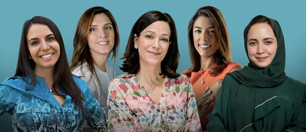 10 Women Behind Middle Eastern Tech Brands 2021