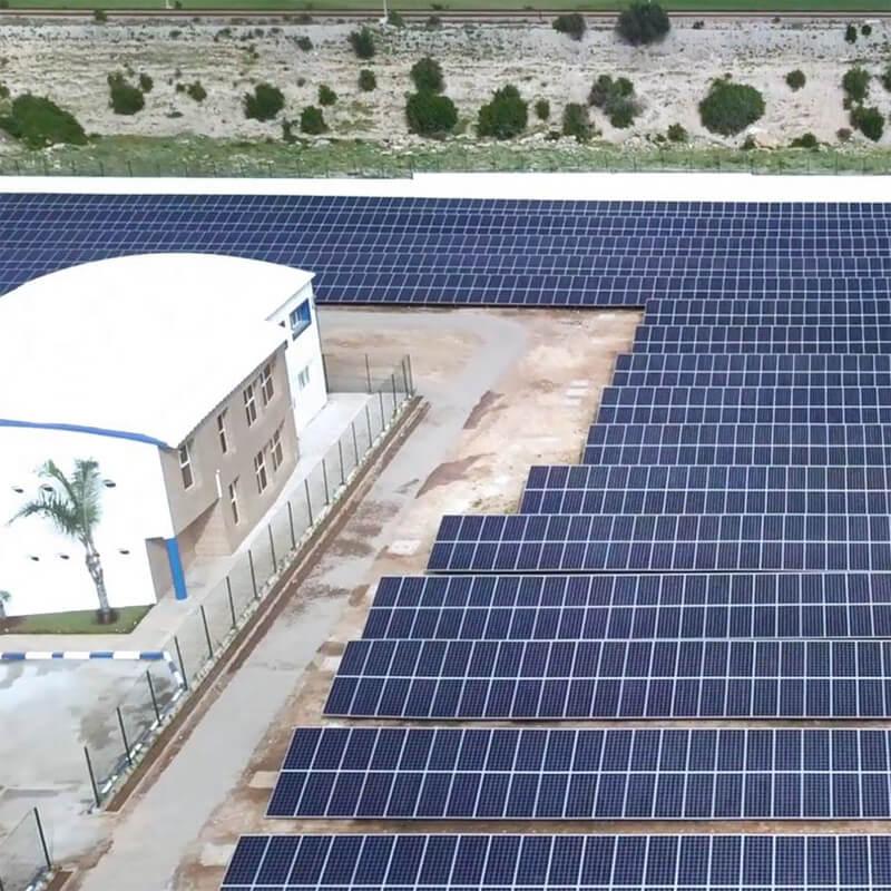 محطة نستله للطاقة الشمسية ومبادرة دورنا